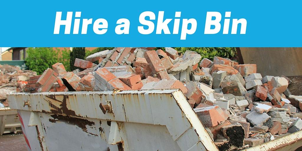 hire a skip bin